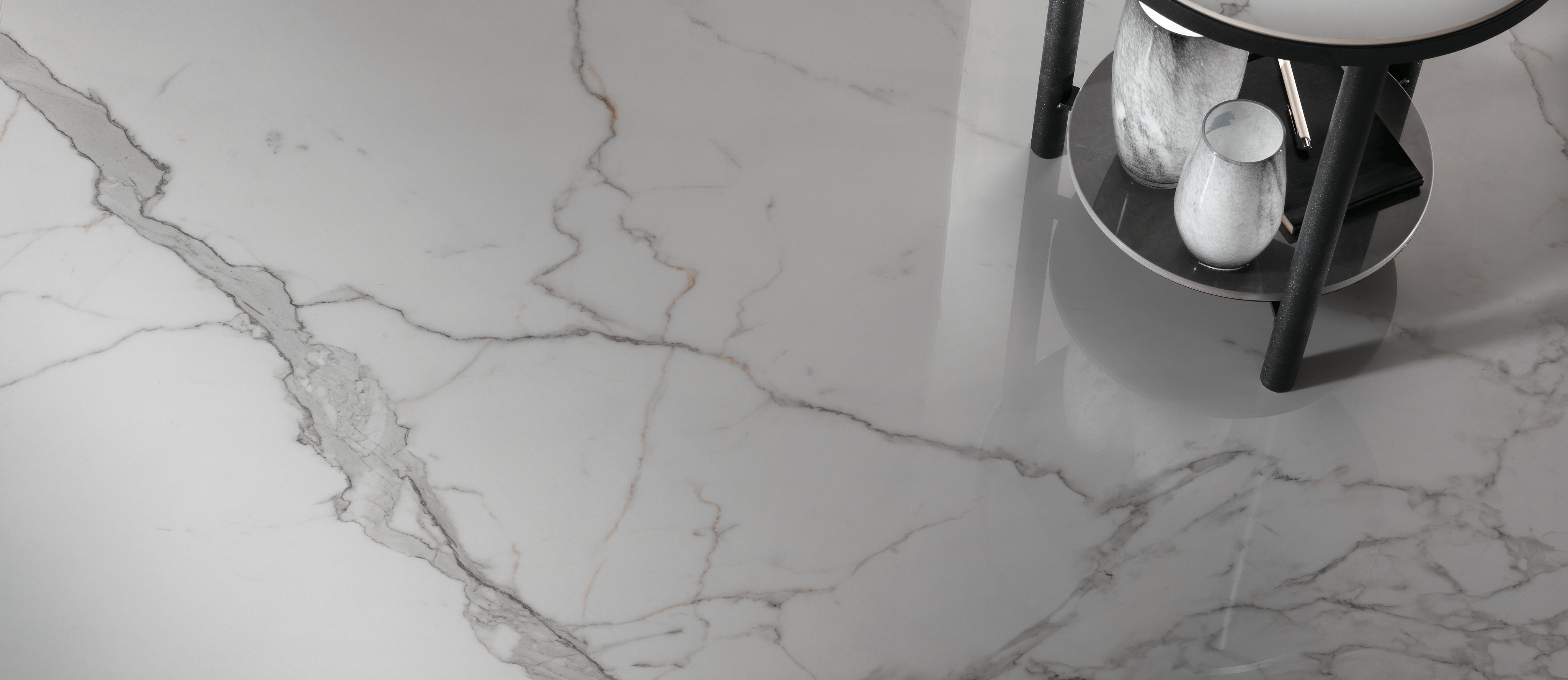 Atlas Marvel Calacatta Extra marvel - marble look porcelain tiles - atlas concorde