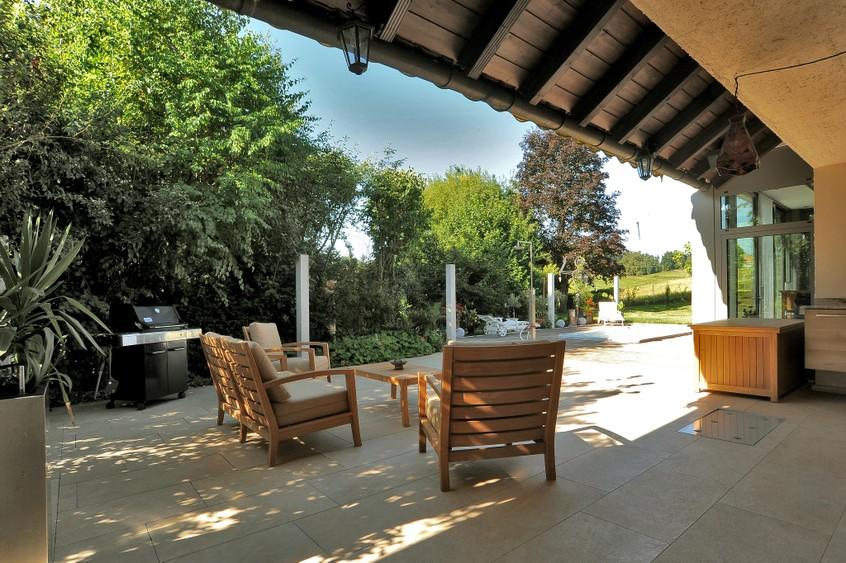 Private Outdoor Terrace In Gobelsbach Atlas Concorde