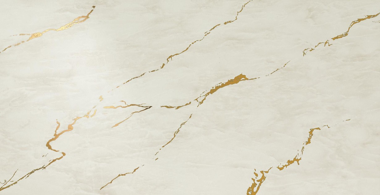 Marvel Imperial White Gold Vein 1 Wall Tile Decorations