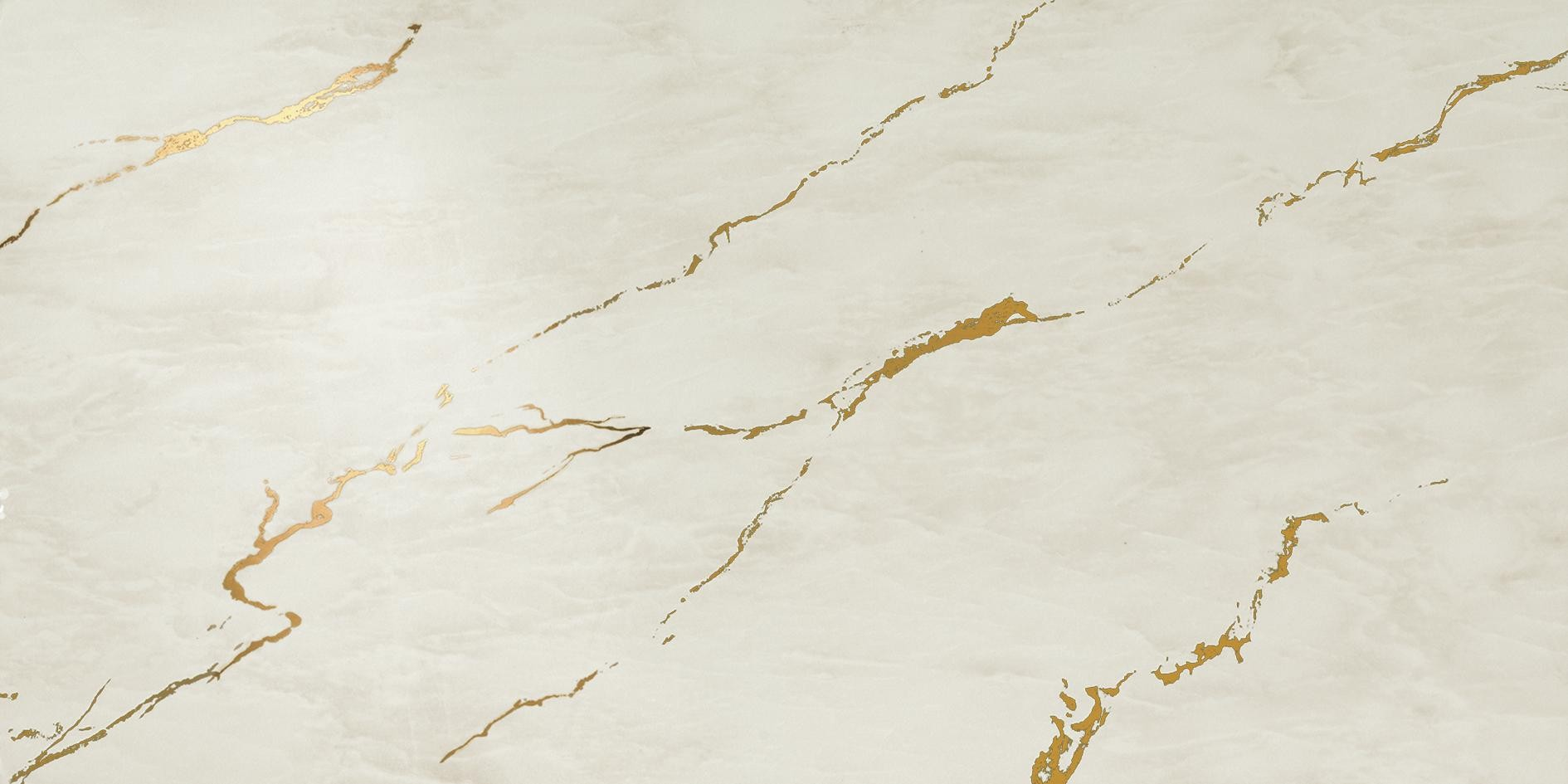 Marvel Imperial White Gold Vein 1 Wall Tile Decorations Atlas Concorde