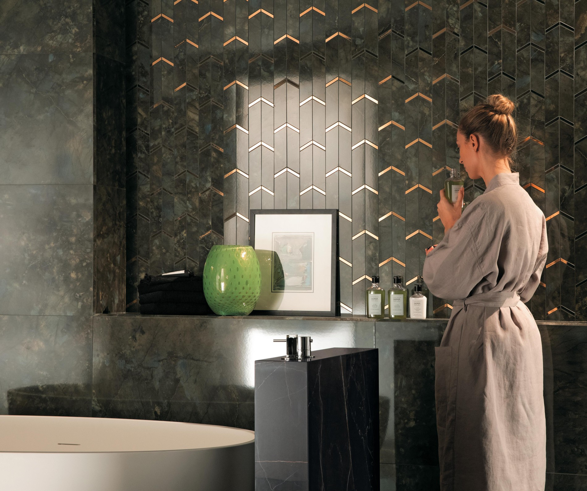 Ceramic tiles and hygiene: an inseparable combination