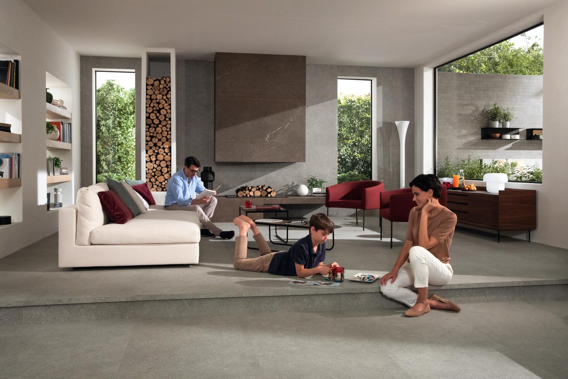 Enjoy your porcelain tiles, enjoy your home