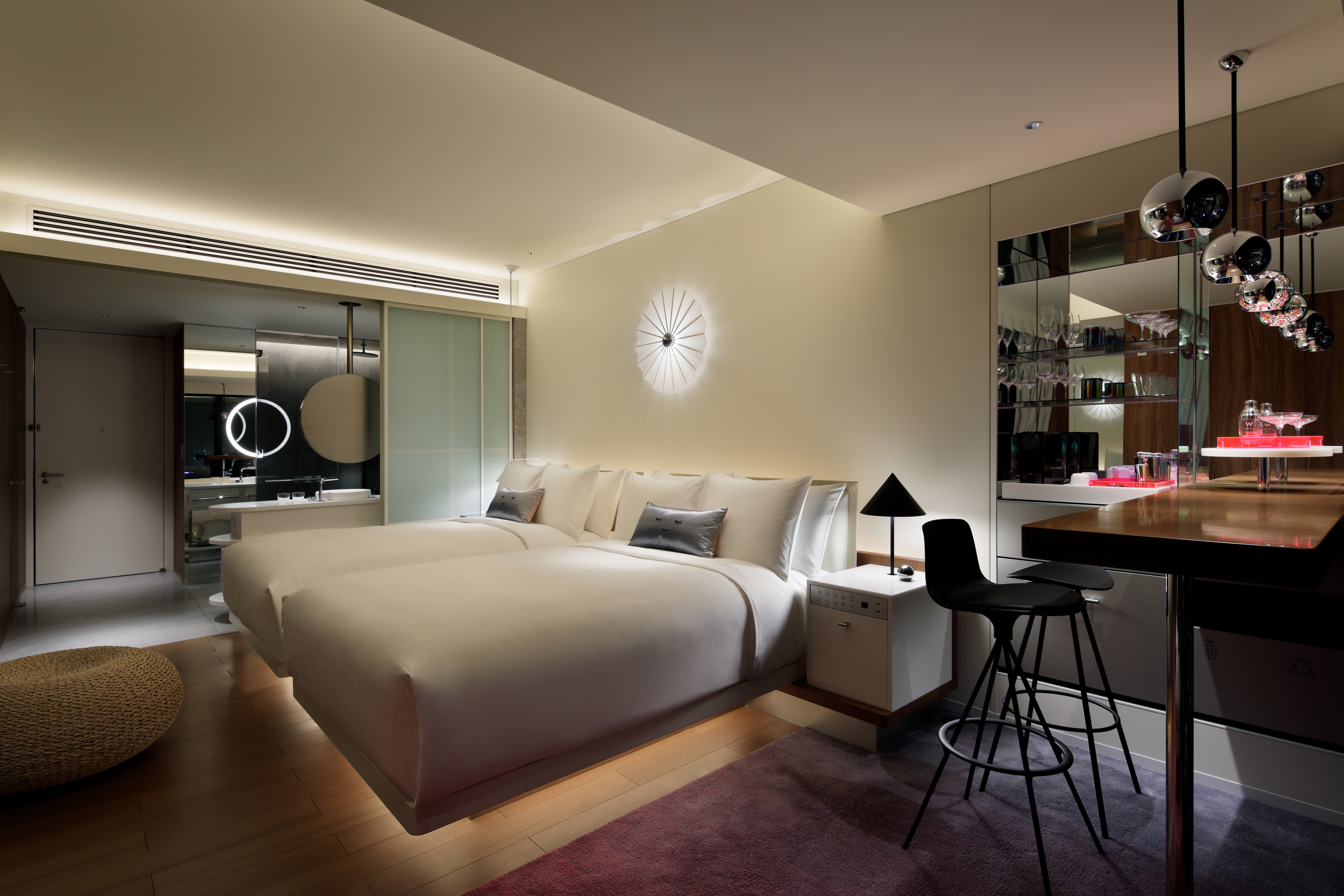 WHO OSAOW Guestroom Wonderful Doble Doble 02