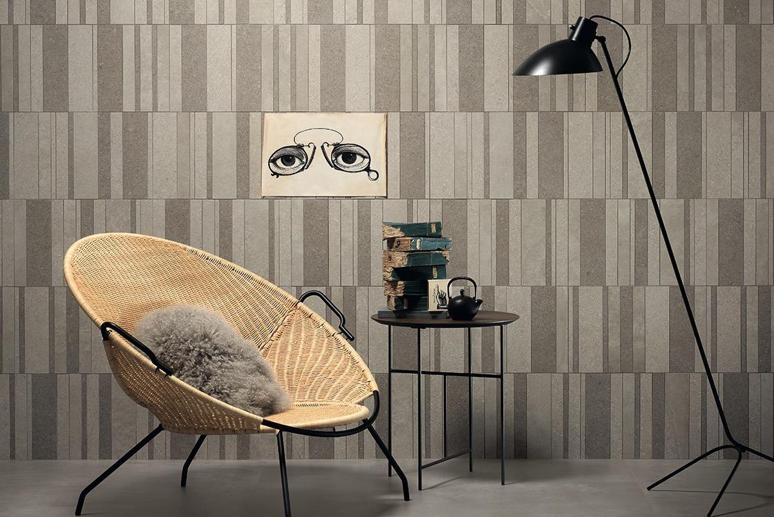 Revêtements tridimensionnels et surfaces décoratives